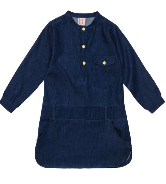 Baobab - Denim Comfy Dress