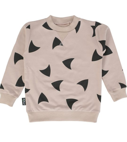 Moi - Blush Bleak Ov Sweater