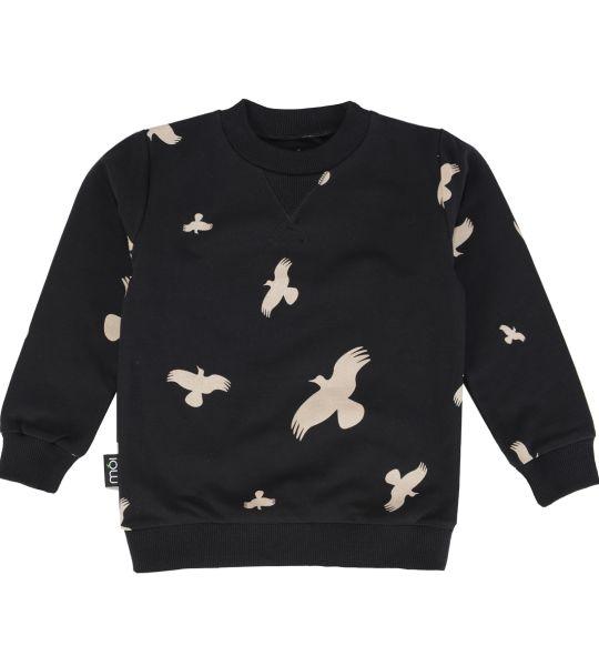 Moi - Black Raven Ov Sweater