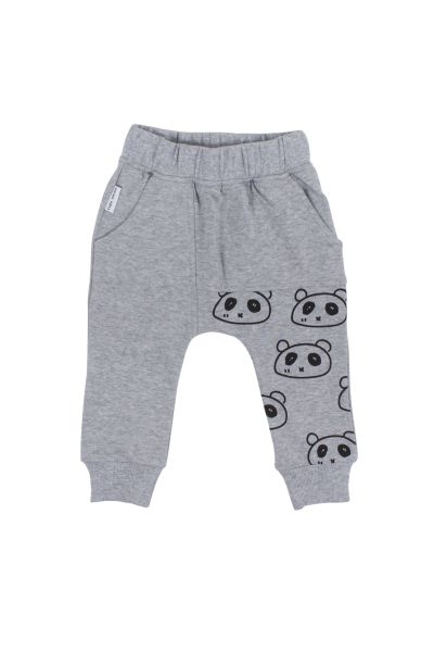 Tiny Tribe - Panda Low Slung Sweat Pant