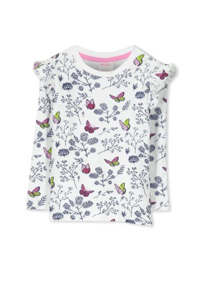 Milky - Butterflies Long Sleeve Tee