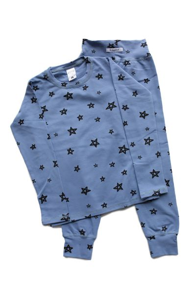 G Nancy - Ink Star Long Sleeve PJ Set