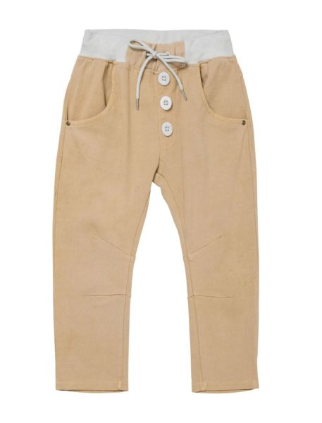 Baobab - Caramel Sculpted Denim Jeans