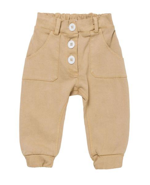 Baobab - Caramel Baby Button Jeans