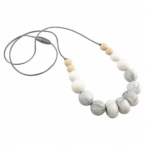 Nature Bubz - UNITE Silicone necklace marble