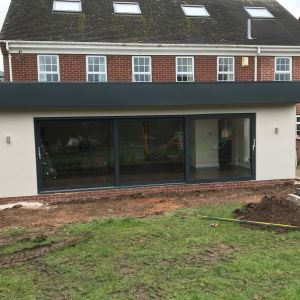 Extension in Inkberrow