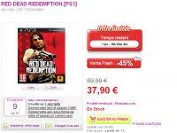 Red Dead Redemption à 37.90€