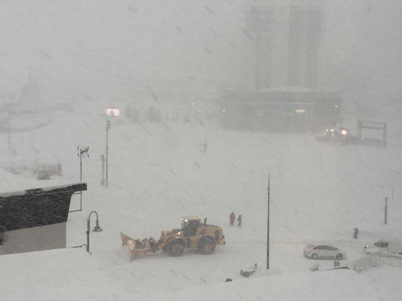Tignes Le Lac Snow Reports - December 2018 - Snow Reports