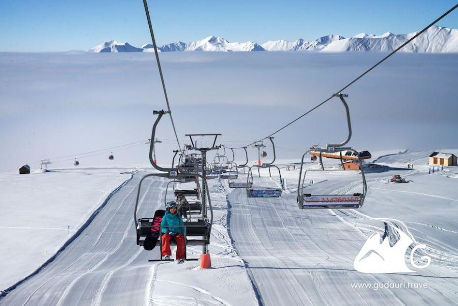 British Tour Operator Offers Ski Holidays to Georgia ...