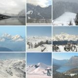 Winter 07 / 08 in Bohinj (Julian Alps) - Slovenia : photographs