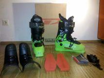 For Sale: Dalbello Krypton KR 2 Pro Ski Boots