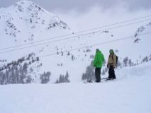 Easter skiing (with pics added)
