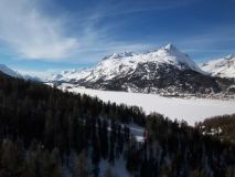 St Moritz - review in words and pictures