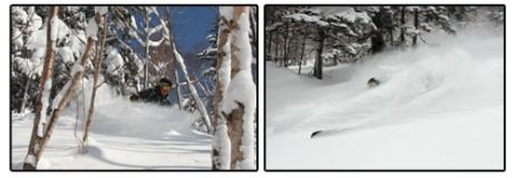 Warren Smith Ski Academy in Japan