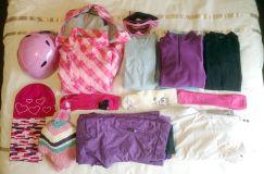 Girls Ski Wear bundle, aged 10/12, for sale.
