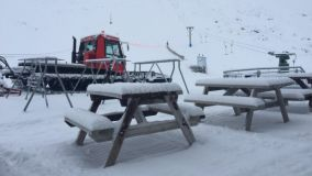 Significant Snow Event in progress for NZ South Island