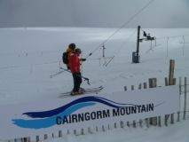 Cairngorm still getting fresh - 11th May 2012