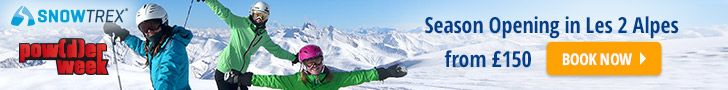 Les Deux Alpes Deals for Powder Week - from 5th December 2015