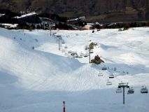 Les Arcs Snow in pictures - December 13th 2015