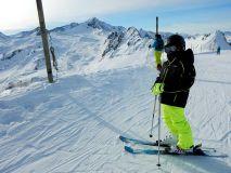 Les Arcs Snow - December 15th 2015