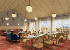 A New 5-Star, ski-in, ski-out Hotel in Méribel - Le Coucou