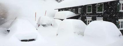 J2Ski Snow Report - February 6th 2020