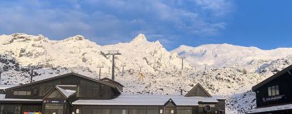 J2Ski's Monthly Snow Report - July 2020