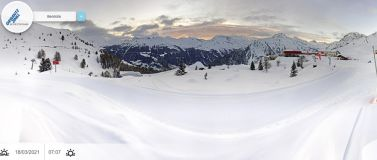 J2Ski Snow Report - March 18th 2021