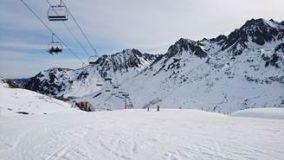 Grand Tourmalet 70 percent open...