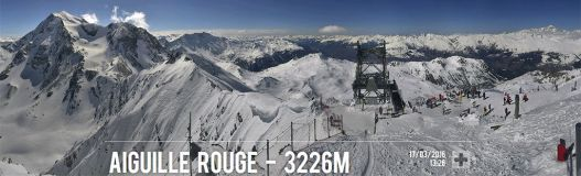 J2Ski Snow Report - March 17th 2016