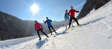 Cross Country Taster Day - La Clusaz - !7th January 2016