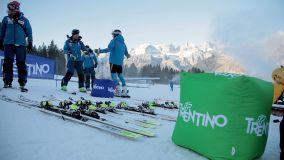 Norwegian Ski Team choose Paganella as Training Centre