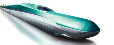 Bullet Train Line Opening From Tokyo to Hokkaido