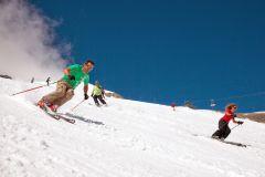 Big Weekend on World Ski Slopes