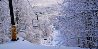 """""""Too Much Snow For Skiing"""""""