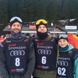 British Gold in Snowboarding World Cup