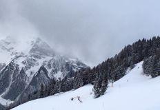 Big Snow In Austria