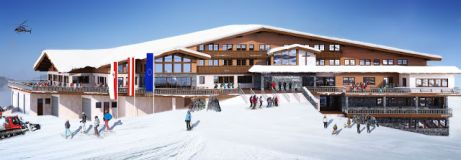 New Multi-Million Euro Restaurants In The Austrian Alps