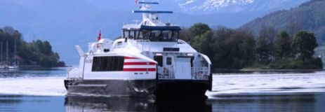 New Bus – Boat – Bus- Ski In Summer Service From Bergen