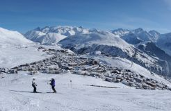 Alpe d'Huez Focuses on Sarenne