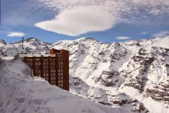 South American Ski Areas Opening Early Due To Snow