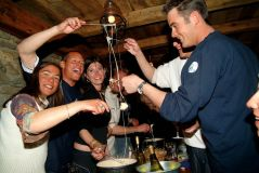 Interlaken Launch Fondue Guide