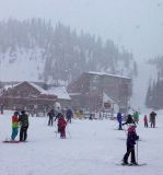 Snow In Western Canada (and US)