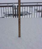 Big Late May Snowfalls in the Alps