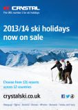 Book Your 2013-14 Ski Holiday Now!