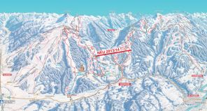 Newly Lift-Linked Ski Regions for 2013-14