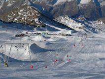 Summer Skiing France 2014
