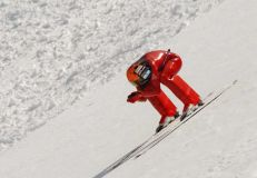 New Speed Skiing World Record Set
