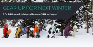 It's Not Too Late to Book Your 2014-15 Ski Holiday