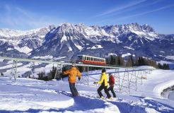 Austria and Inghams Offer Lapsed Skiers The Chance To Return